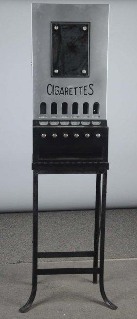 10¢ & 15¢ Knickerbocker Cigarette Vending Machine