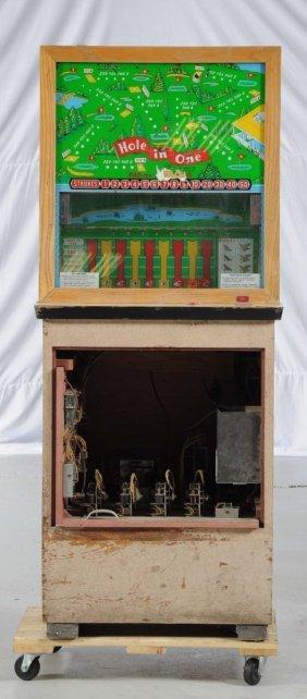 10¢ Games Inc. Hole In One Arcade Machine