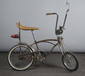 Small Tattoo Bicycle