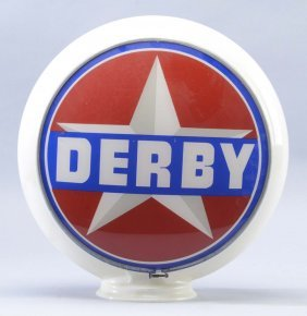 Derby Star Logo Gill Globe Lenses