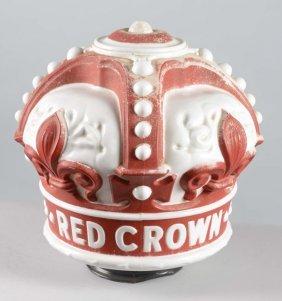 Standard Red Crown Opc Globe