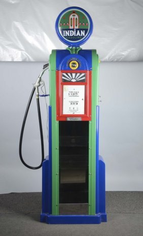 Wayne Model #60 Computing Gas Pump