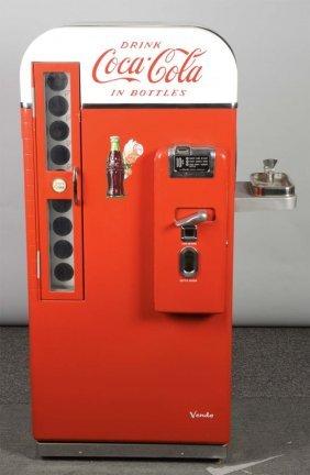 10¢ Vendo Model 81 Coca Cola Vending Machine