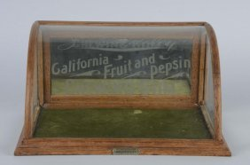 Priwley Small Table Top Chewing Gum Display Case