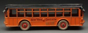 """""""new York To Chicago"""" Dent Bus."""