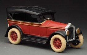 Contemporary Cast Iron Buick Phaeton.