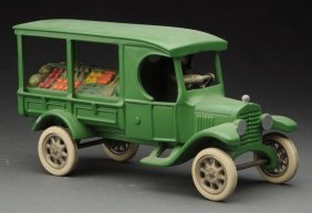 Cont. C.i. Ford Model T Grocery Delivery Truck.
