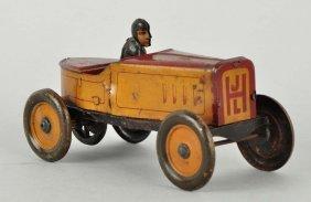 German Friction Hess Race Car Toy.