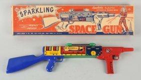 Scarce Marx Rex Mars Planet Patrol Space Gun.