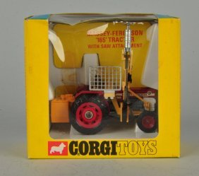 Corgi #73 Massey Ferguson 165 Tractor