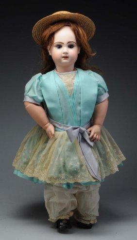 French Jumeau Bébé Doll.
