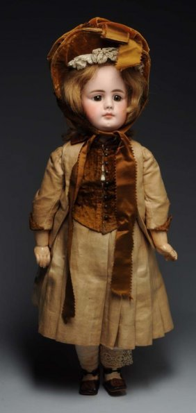 Simon & Halbig Child Doll.