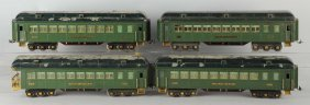 Lot Of 4: Lionel State Cars.