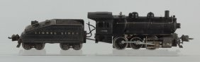 Lot Of 2: Lionel No. 203 Switcher & Tender.