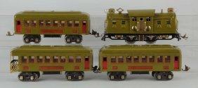 Lionel No. 266 Boxed Passenger Set.