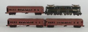 Lot Of 4: Lionel No. 2144w Set.