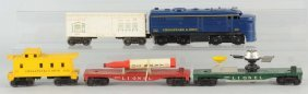 Lionel No.1643 Boxed Freight Set.