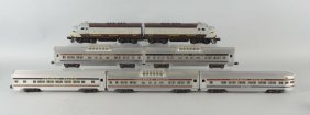 Lot Of 4: Lionel No. 2296w Canadian Pacific Set.