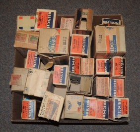 Lot Of Assorted Lionel Pre War Train Boxes.
