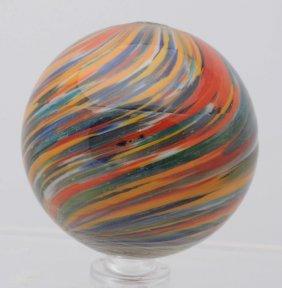 Onionskin Swirl Marble.