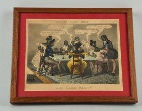 Black Americana Print.
