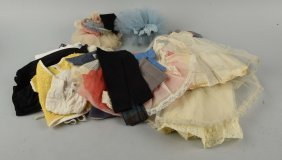 Lot Of 1950's Mary Hoyer Clothes, Shoes, & Acc.