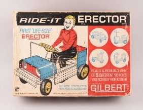 Gilbert Erector Ride It.