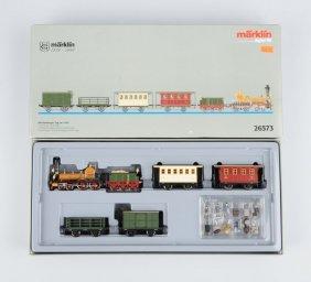 Marklin 140 Anniversary Train Set.