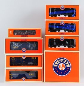 Lionel Rolling Stock.