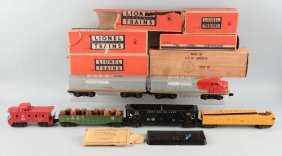 Lionel No. 2243 Santa Fe Boxed Set