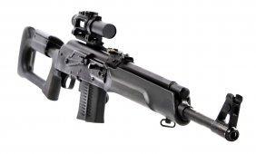 (M) Saiga Semi-Automatic .308 Rifle.