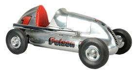 Dooling Brothers Front Wheel Drive Gas Power Race Car.