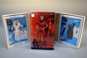Grand Tour Outfits, Plus 1 Barbie