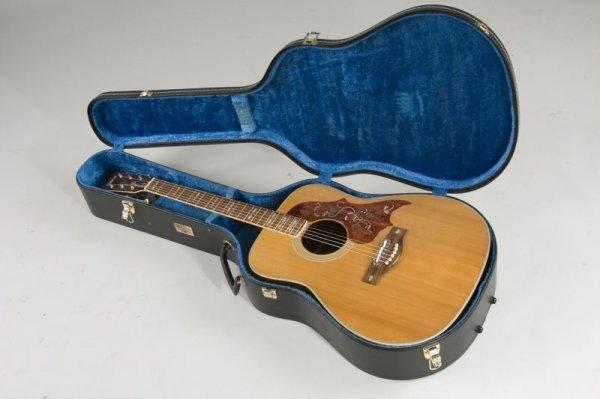 2062 vintage yamaha fg 300 nippon gakki guitar lot 2062. Black Bedroom Furniture Sets. Home Design Ideas