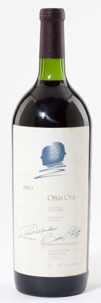 Opus One - Vintage 1980
