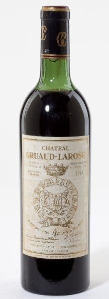 Chateau Gruaud Larose - Vintage 1949