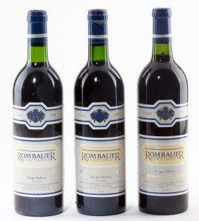 1984, 1985 & 1987 Rombauer Vineyards