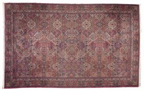 Karastan Kirman Style Rug
