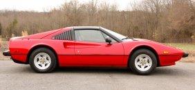 1980 Ferrari 308 GTS