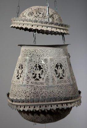 Nepalese Bronze Lantern