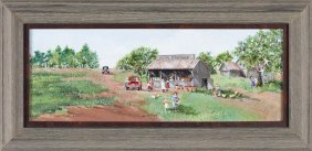 Ann Mount (GA), Farm Produce Stand