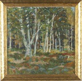 Att. Jan Zandleven (Netherlands,1868-1923), Forest