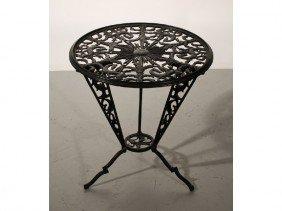 Hagenauer Art Deco Cast Iron Vienna Austria Table