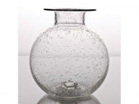 "Classic Steuben Art Glass "" Elements "" Vase"