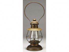 Presentation 1866 Railroad RR - Whale Oil Lantern