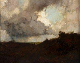 William John Whittemore Oil Painting Landscape