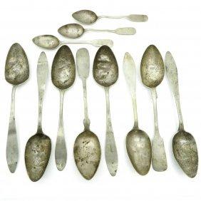 Lot Of Cutlery