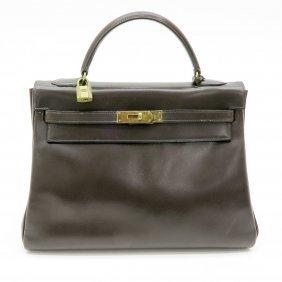 Vintage Hermes Kelly Bag