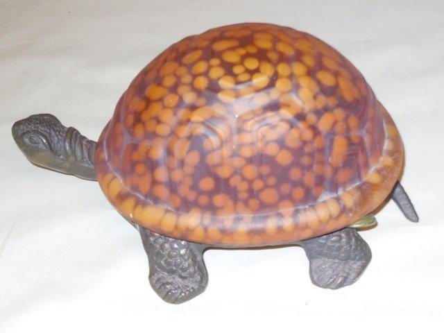 Vintage turtle night light lamp lot 448 - Turtle nite light ...