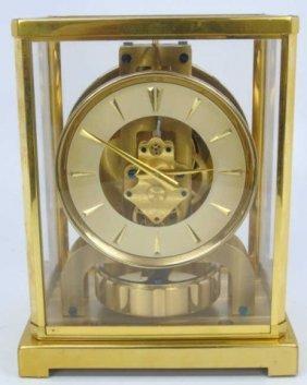 Jaeger Lecoultre & Cie Swiss Atmos Clock
